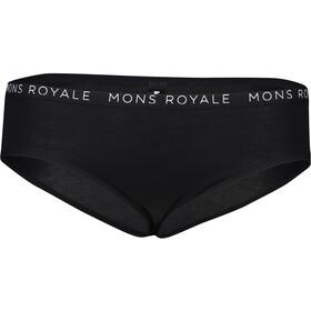 Mons Royale Folo Brief Women black